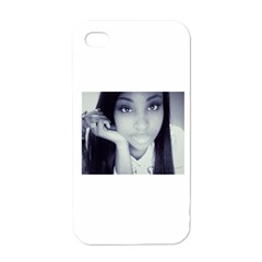 388243 10150363902886169 605096168 8311024 1020004711 N White Apple iPhone 4 Case