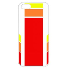 Toyota Apple iPhone 5 Seamless Case (White)