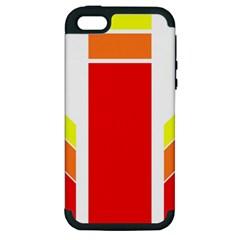 Toyota Apple Iphone 5 Hardshell Case (pc+silicone)