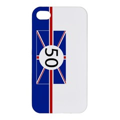 Uk Apple Iphone 4/4s Hardshell Case