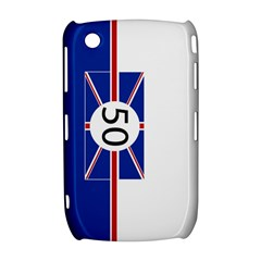 Uk BlackBerry Curve 8520 9300 Hardshell Case