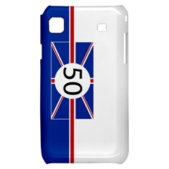 Uk Samsung Galaxy S i9000 Hardshell Case