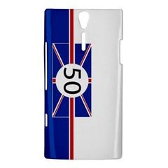 Uk Sony Ericsson Xperia S Hardshell Case