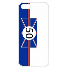 Uk Apple iPhone 5 Seamless Case (White)