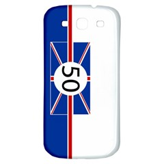 Uk Samsung Galaxy S3 S III Classic Hardshell Back Case