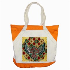 South West Leather Look Snap Tote Bag