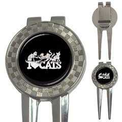 Catz Golf Pitchfork & Ball Marker
