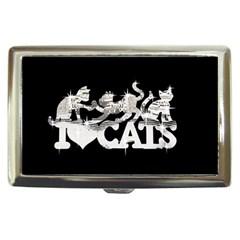 Catz Cigarette Box