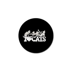 Catz 10 Pack Golf Ball Marker