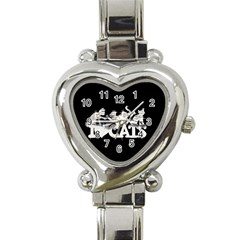 Catz Classic Elegant Ladies Watch (Heart)
