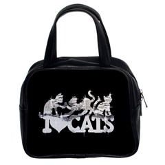 Catz Twin-sided Satched Handbag