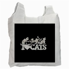 Catz Twin-sided Reusable Shopping Bag