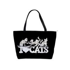 Catz Large Shoulder Bag