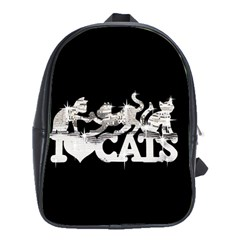 Catz Large School Backpack