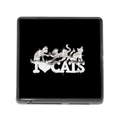 Catz Card Reader with Storage (Square)