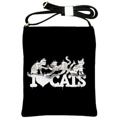 Catz Cross Shoulder Sling Bag