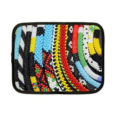Multi-Colored Beaded Background 7  Netbook Case