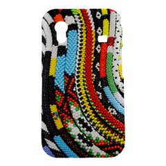 Multi-Colored Beaded Background Samsung Galaxy Ace S5830 Hardshell Case