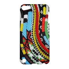 Multi Colored Beaded Background Apple Ipod Touch 5 Hardshell Case