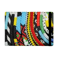 Multi Colored Beaded Background Apple Ipad Mini Flip Case