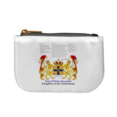 King Willem Coin Change Purse