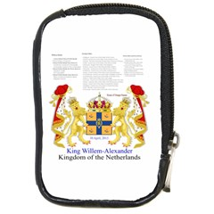 King Willem Digital Camera Case