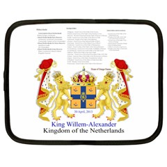 King Willem 13  Netbook Case