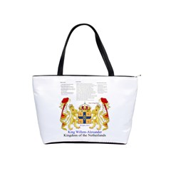 King Willem Large Shoulder Bag