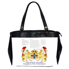 King Willem Twin-sided Oversized Handbag