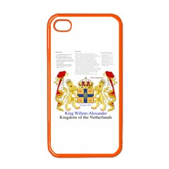 King Willem Apple iPhone 4 Case (Color)