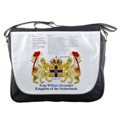 King Willem Messenger Bag
