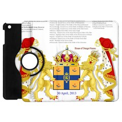 King Willem Apple iPad Mini Flip 360 Case