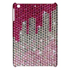 Mauve Gradient Rhinestones  Apple iPad Mini Hardshell Case