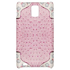 Hot Pink Western Tooled Leather Look Samsung Infuse 4G Hardshell Case