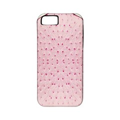 Hot Pink Western Tooled Leather Look Apple iPhone 5 Classic Hardshell Case (PC+Silicone)