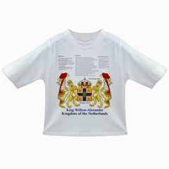 King Willem Baby T-shirt
