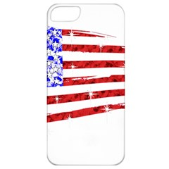 Sparkling American Flag Apple iPhone 5 Classic Hardshell Case