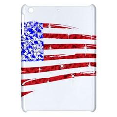 Sparkling American Flag Apple iPad Mini Hardshell Case