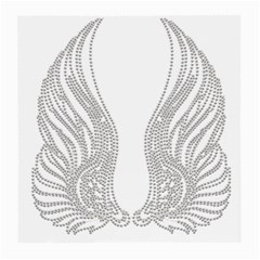 Angel Bling Wings Twin-sided Large Glasses Cleaning Cloth