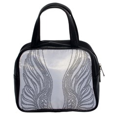Angel Bling Wings Twin-sided Satched Handbag