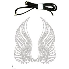 Angel Bling Wings Cross Shoulder Sling Bag