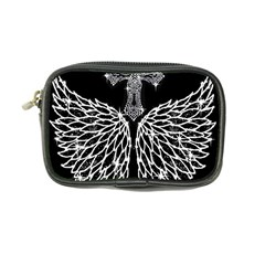 Bling Wings And Cross Ultra Compact Camera Case