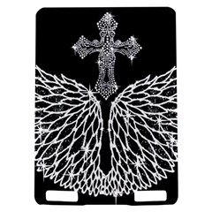 Bling Wings and Cross Kindle Touch 3G Hardshell Case