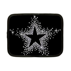 Sparkling Bling Star Cluster 7  Netbook Case