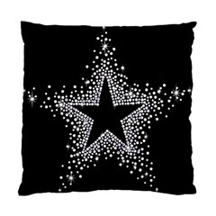 Sparkling Bling Star Cluster Twin-sided Cushion Case