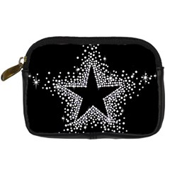 Sparkling Bling Star Cluster Compact Camera Case