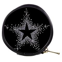 Sparkling Bling Star Cluster Mini Makeup Case