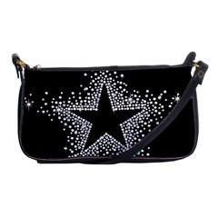 Sparkling Bling Star Cluster Evening Bag
