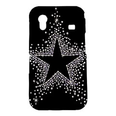 Sparkling Bling Star Cluster Samsung Galaxy Ace S5830 Hardshell Case