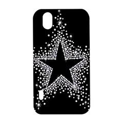 Sparkling Bling Star Cluster LG Optimus P970 Hardshell Case
